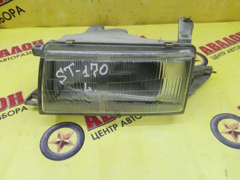 Фара Toyota Corona ST170 4S-FE 1989 левая