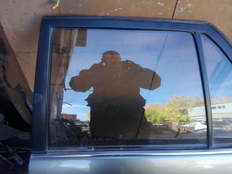 Боковое стекло Toyota Corona ST170 4S-FE 1989 заднее левое