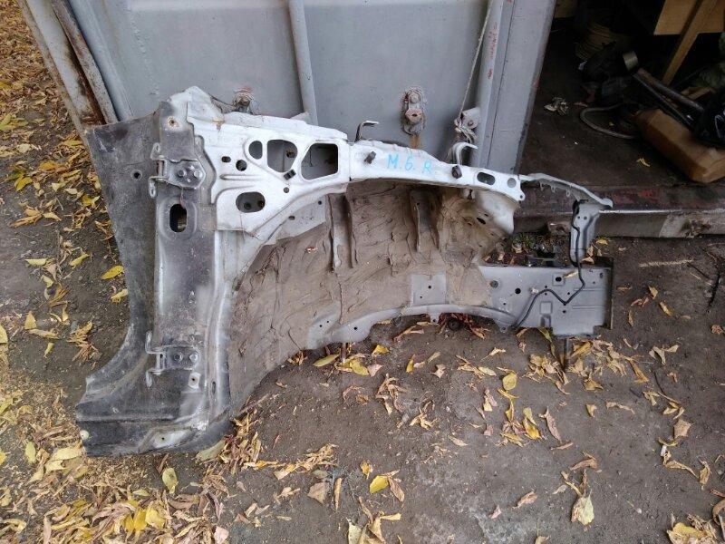 Лонжерон Mazda 6 GH LF 2007 передний правый