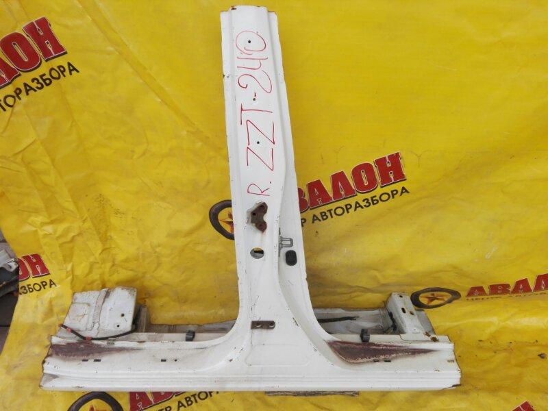 Порог кузова Toyota Allion ZZT240 1ZZ-FE 2003 правый