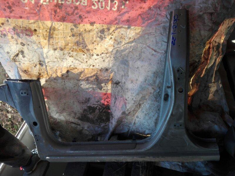Порог кузова Toyota Allion ZZT240 1ZZ-FE 2001 левый