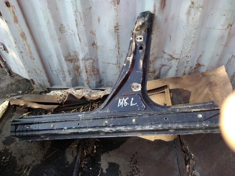 Порог кузова Mazda 6 GH левый