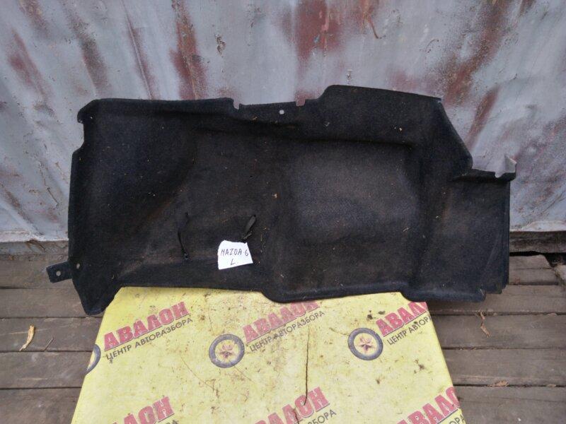 Обшивка багажника Mazda 6 GH левая
