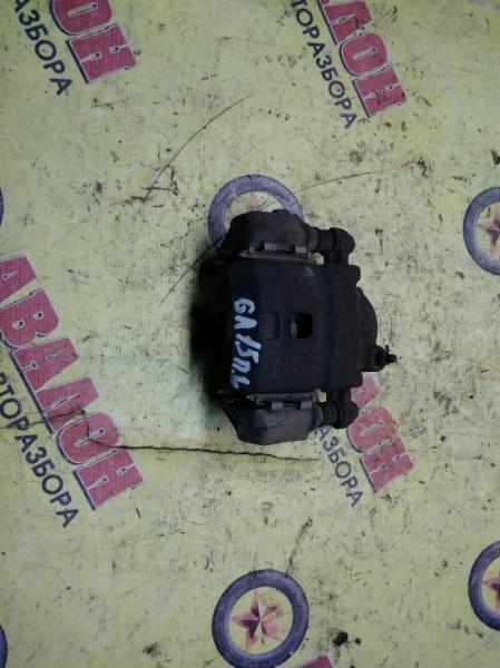 Суппорт Nissan Pulsar FN15 GA15 передний левый