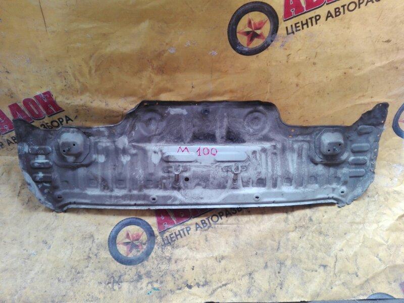 Задняя планка багажника Toyota Mark Ii GX100 1G-FE 2000 задняя