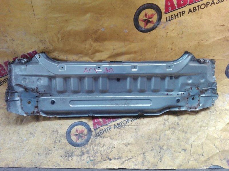 Задняя планка багажника Toyota Camry ACV30 1AZ-FE 2003
