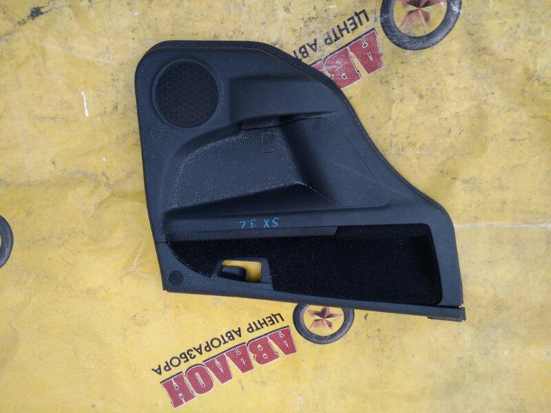 Обшивка двери Suzuki Sx4 GY M16A 2011 задняя левая