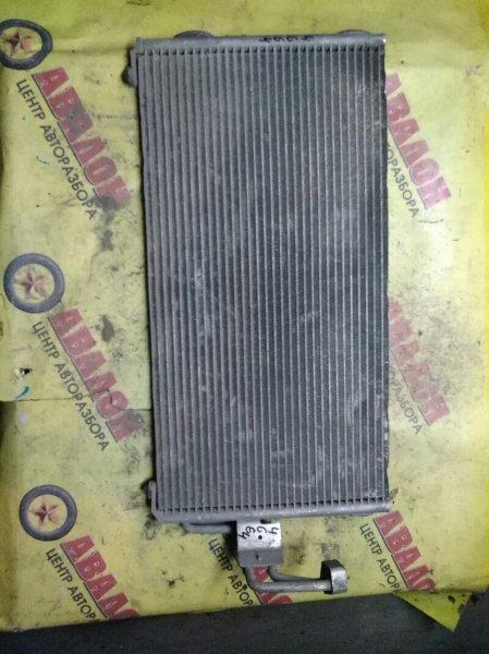 Радиатор кондиционера Mitsubishi Galant EA3W 4G64