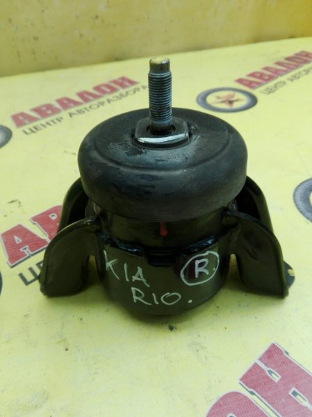 Подушка двигателя Kia Rio QB G4FC 2014 правая
