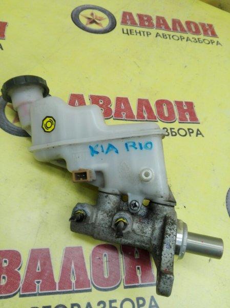 Главный тормозной цилиндр Kia Rio QB G4FC 2014