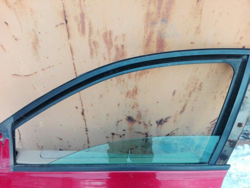 Боковое стекло Renault Megan LM K4M 2007 переднее левое