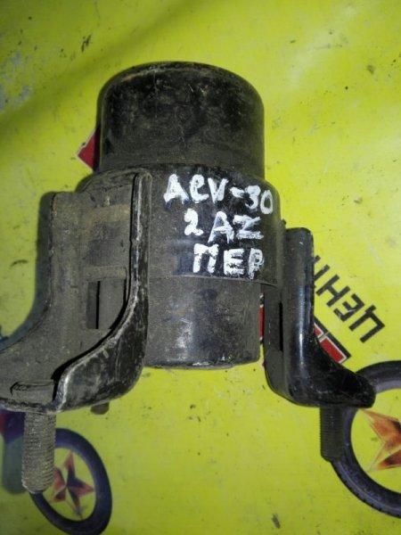 Подушка двигателя Toyota Camry ACV30 2AZ-FE 2002 передняя