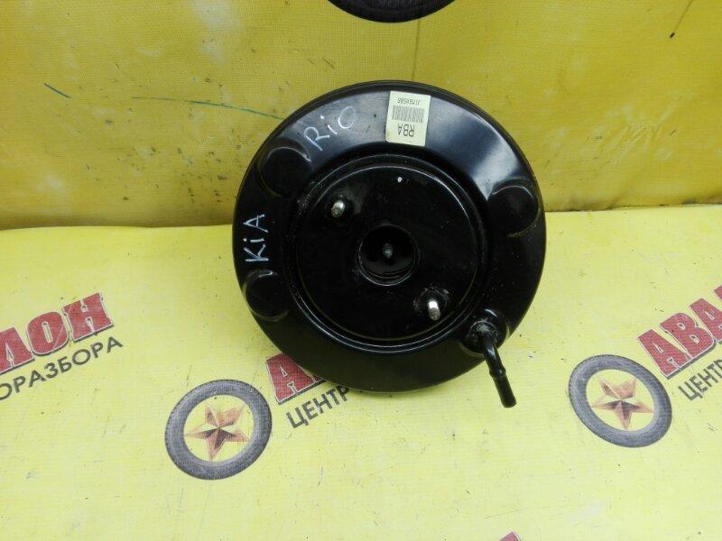 Вакуумный усилитель тормоза Kia Rio QB G4FC 2014