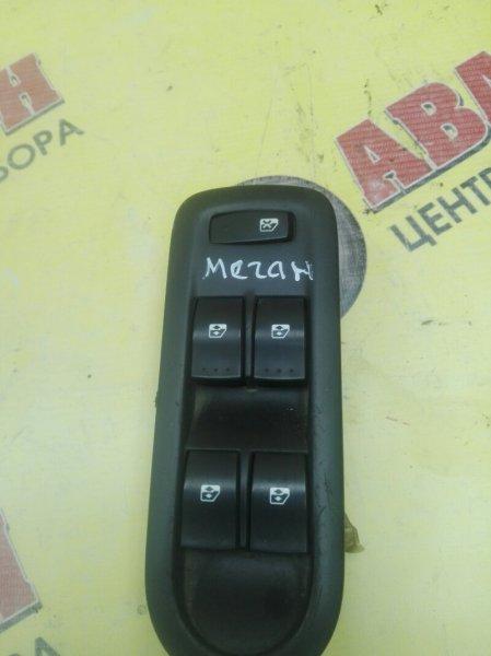 Блок управления стеклоподъемниками Renault Megan LM K4M 2007