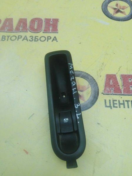 Кнопка стеклоподъемника Renault Megan LM K4M 2007 задняя левая