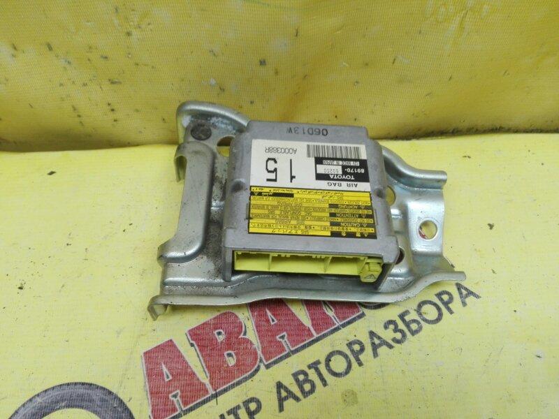 Блок управления airbag Toyota Land Cruiser 100 UZJ100 2UZ-FE 2007