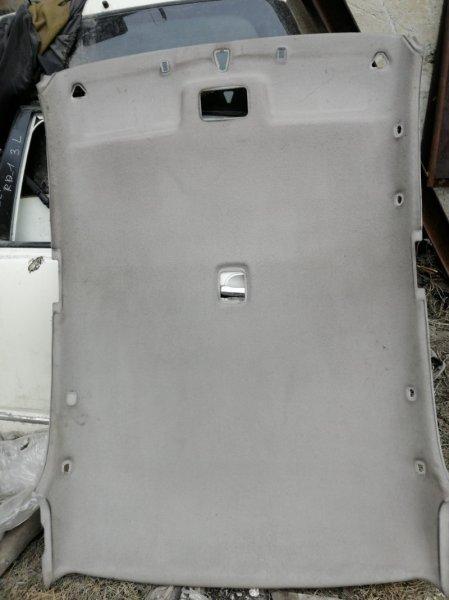 Обшивка потолка Nissan Bluebird U14 QG18