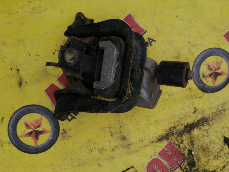 Подушка двигателя Toyota Ist NCP60 2NZ-FE 2003 правая