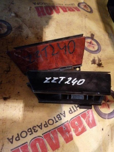 Пепельница Toyota Allion ZZT240