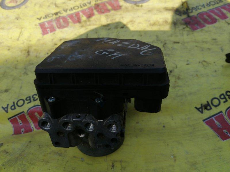 Блок abs Mazda 6 GH LF 2008