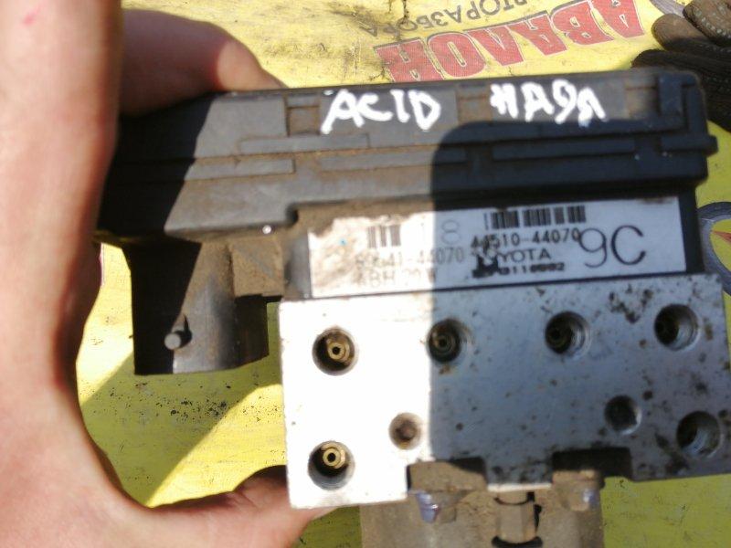 Блок abs Toyota Nadia ACN10 1AZ-FSE