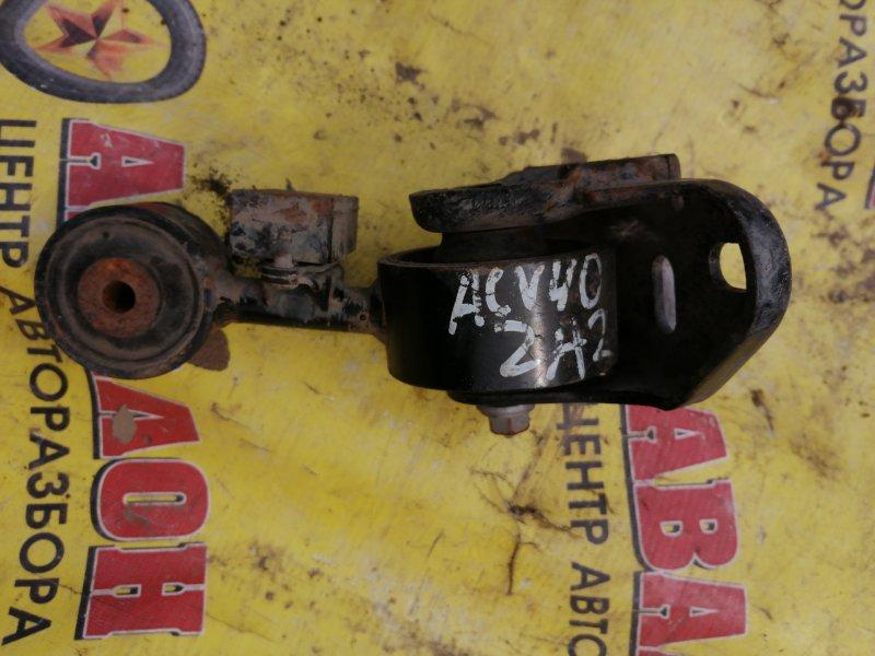 Подушка двигателя Toyota Camry ACV40 2AZ-FE правая верхняя