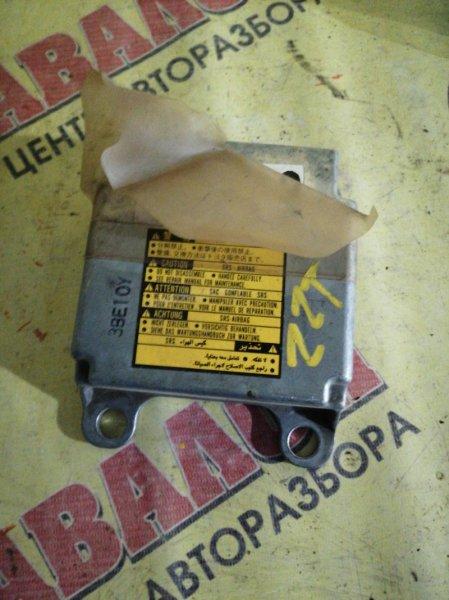Блок управления airbag Toyota Allion ZZT240