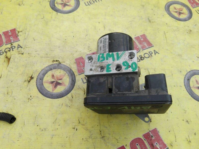 Блок abs Bmw 323 E90 N46B20 2006
