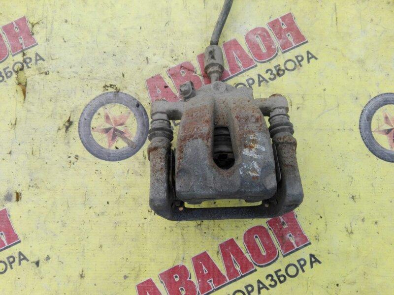 Суппорт Bmw 323 E90 N46B20 2006 задний правый