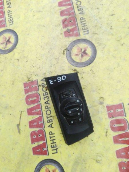Переключатель света Bmw 323 E90 N46B20 2006