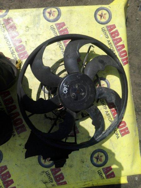 Вентилятор радиатора Hyundai I40 VF G4NA 2013