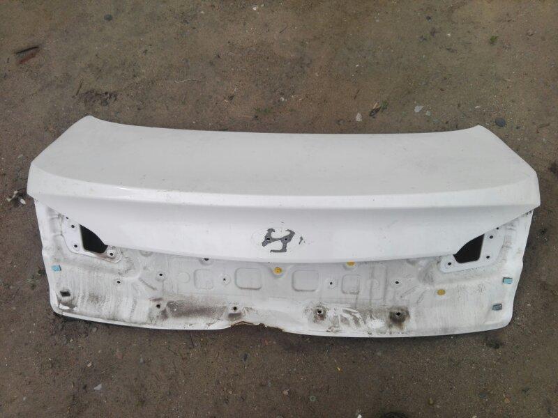 Крышка багажника Hyundai I40 VF G4NA 2013