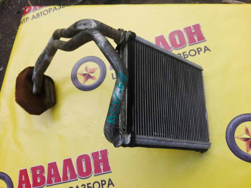 Радиатор печки Toyota Camry ASV50 2AR-FE 2014