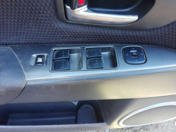 Блок управления стеклоподъемниками Mazda 3 BK Z6 2007 левый