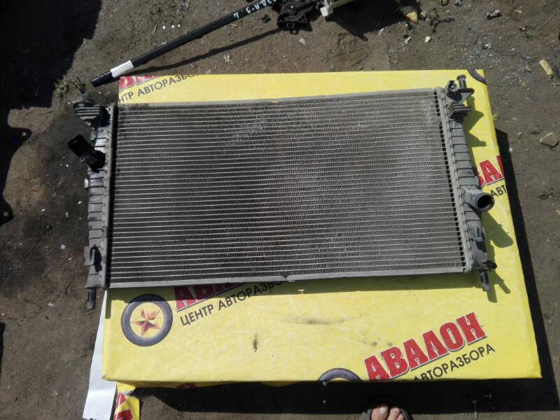 Радиатор основной Mazda 3 BK Z6 2007
