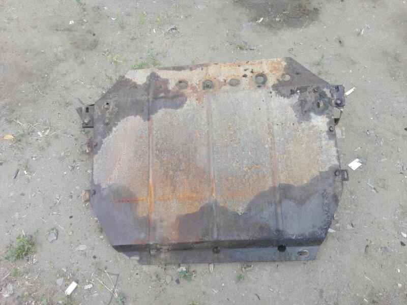 Защита двс Mazda 3 BK Z6 2007