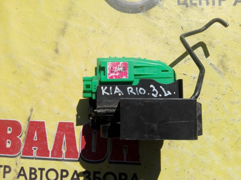 Замок двери Kia Rio QB G4FC 2014 задний левый