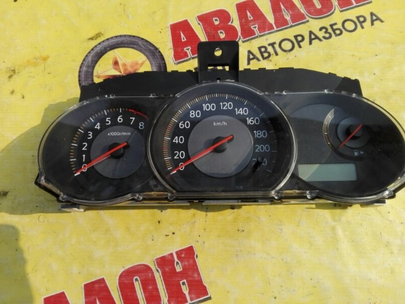 Спидометр Nissan Tiida SC11 HR16DE 2008
