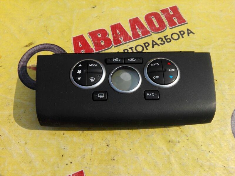 Блок управления климат-контролем Nissan Tiida SC11 HR16DE 2008