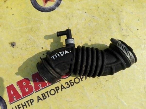 Гофра воздушного фильтра Nissan Tiida SC11 HR16DE 2008