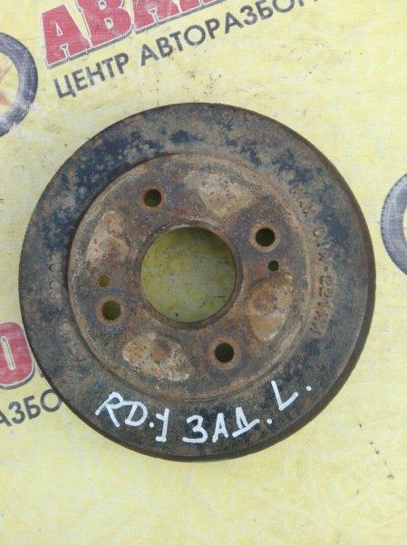 Тормозной барабан Honda Cr-V RD1 B20B 2001 задний