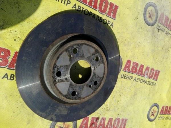 Тормозной диск Suzuki Grand Vitara TD54W J20A 2009 передний