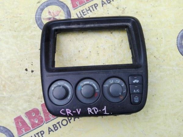 Блок управления климат-контролем Honda Cr-V RD1 B20B 2001