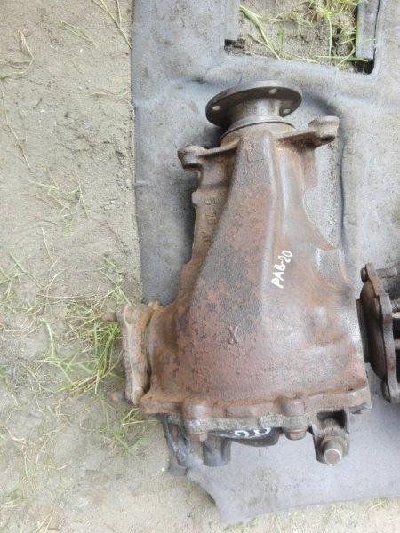 Редуктор Toyota Rav4 ZCA25 1ZZ-FE 2003 задний