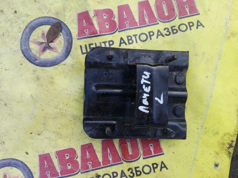 Крепление жесткости бампрера Chevrolet Lacetti J200 F16D3 2010 переднее левое