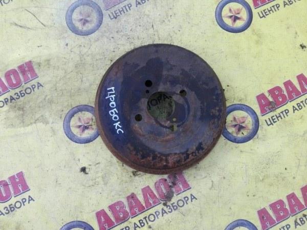 Тормозной барабан Toyota Probox NCP51 1NZ-FE 2003 задний
