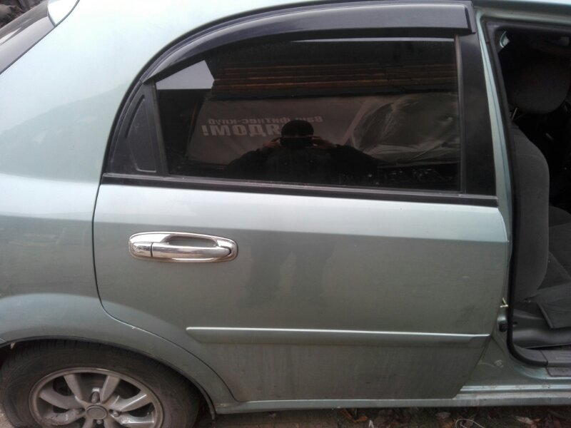 Дверь боковая Chevrolet Lacetti J200 F14D3 2007 задняя правая