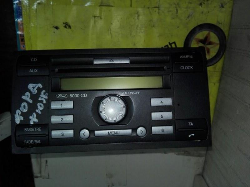 Магнитофон Ford Fusion CBK 4C 2004