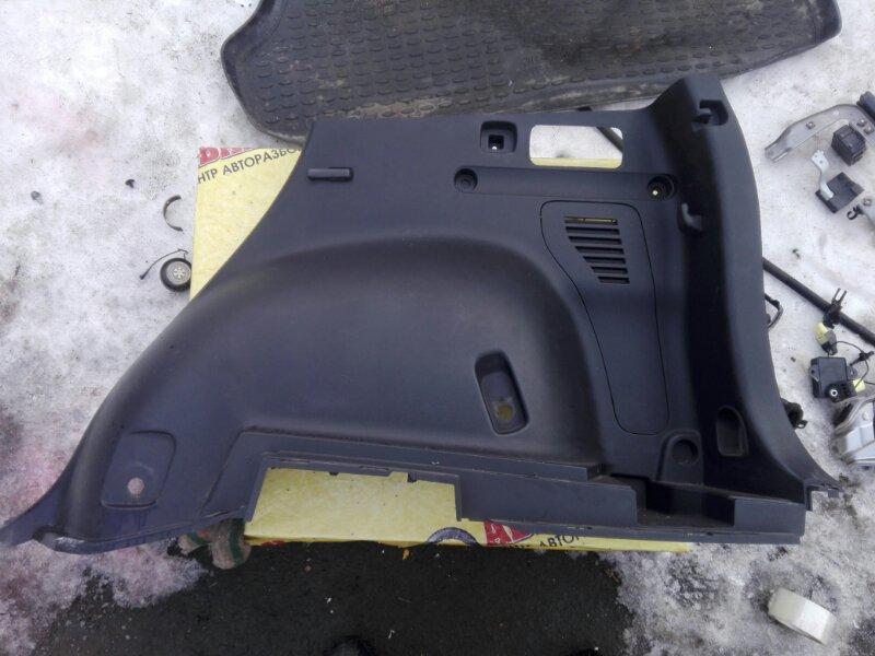 Обшивка багажника Toyota Rav4 ZSA30L 3ZR-FE 2010 задняя правая