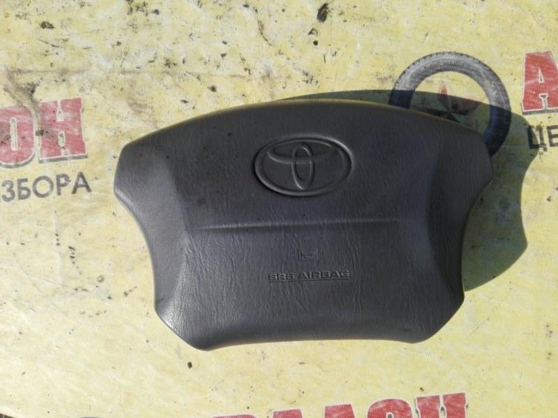 Подушка безопасности в руль Toyota Land Cruiser Prado KZJ95 1KZ-TE 1998